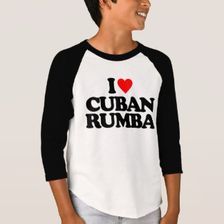 I RUMBA DIE KUBANISCHE LIEBE T-Shirt
