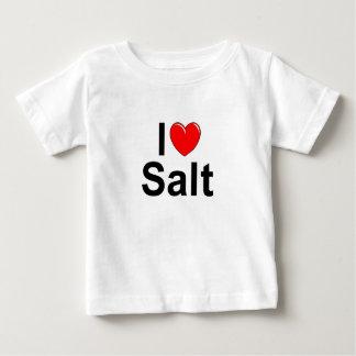 I Salz der Liebe-(Herz) Baby T-shirt