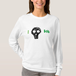 I Schädel-Bob T-Shirt