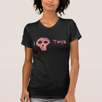 I Schädel Tonya T-Shirt