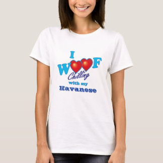 I Schuss Havanese T-Shirt