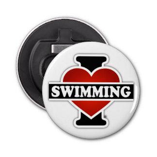 I schwimmende Liebe Flaschenöffner