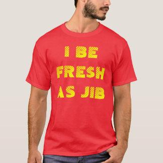 I SEIEN SIE FRE$H ALS KRANBALKEN T-Shirt