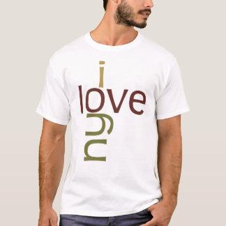 I Shirt der Liebe-NY