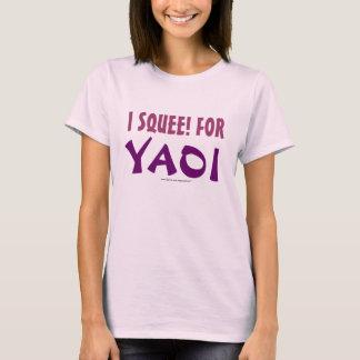 I Squee! für Yaoi T-Shirt