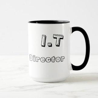 I.T Direktor Mug Tasse