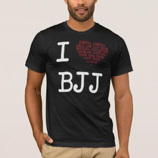 I T - Shirt der Liebe-BJJ