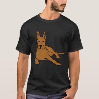 I tadeln Furz und es auf dem Hund, den Haustier T-Shirt
