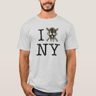 I TDogs Schädel NY T-Shirt