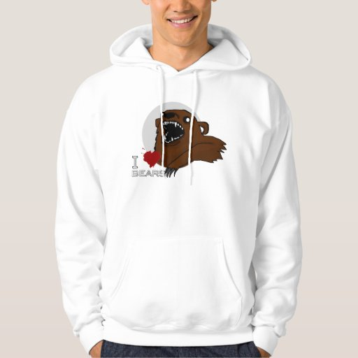I trägt Liebe Sweatshirt