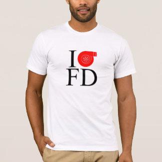 I TURBO-FLUGLEITANLAGE T-Shirt