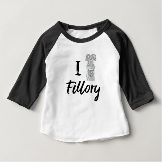 I (Uhr) Fillory Baby T-shirt