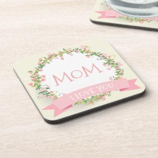 I Untersetzer der Liebe-Sie Mamma-Mutter des Tag|