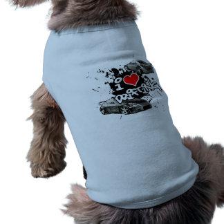 I verfolgt die Liebe, die JDM treibt, Spitze Shirt