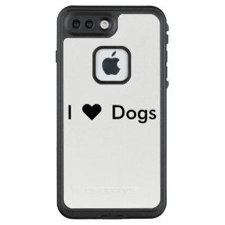♥ I verfolgt Iphone 7s plus Fall LifeProof FRÄ' iPhone 8 Plus/7 Plus Hülle