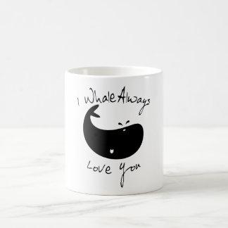 I Wal-immer Liebe Sie Kaffeetasse