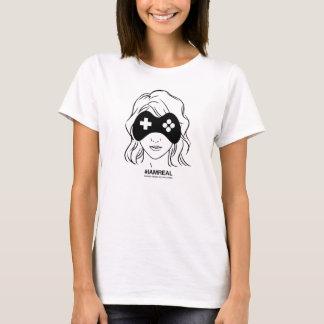 #iamreal Entwurf 1 T-Shirt
