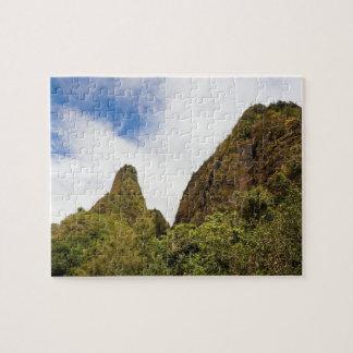 Iao Tal, Maui, Hawaii Puzzle