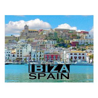 Ibiza Postkarte