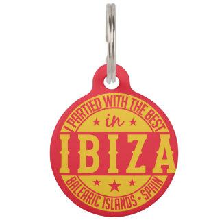 IBIZA Spanien kundenspezifischer Haustierumbau Tiermarke