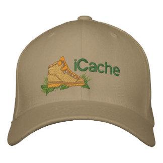 iCache Geocacher Bestickte Baseballkappen