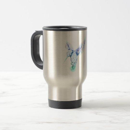 Ice-Bird on Cup Reisebecher