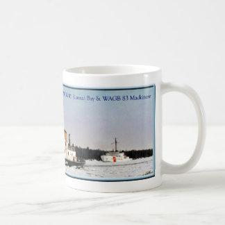 Icebreaking St Mary Fluss-Tasse Kaffeetasse
