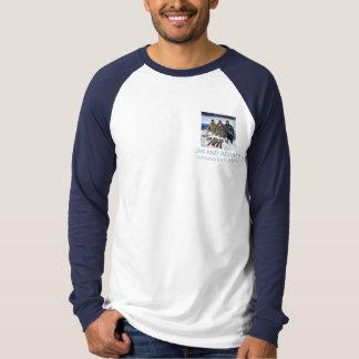 Icefishing Expeditionen des Jay und Adams T-Shirt