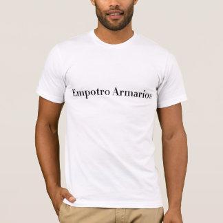 ICH baue SCHRÄNKE ein T-Shirt
