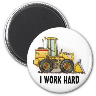 Ich bearbeite harter Lader-runden Magneten Runder Magnet 5,7 Cm