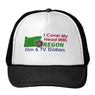 Ich bedecke mein Haupt… Hut Trucker Cap