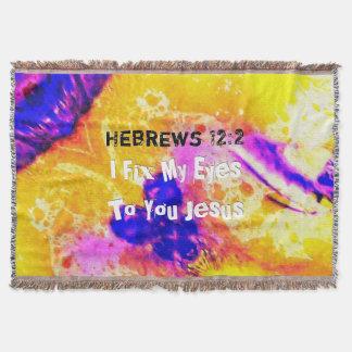 Ich befestige meine Augen an Ihnen JESUS B Decke