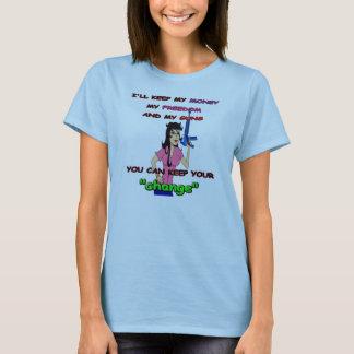 Ich behalte mein Geld… T-Shirt