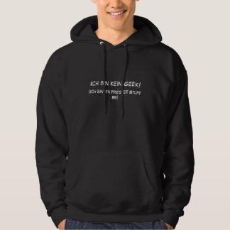 Ich Behälter kein Aussenseiter! Kapuzensweater