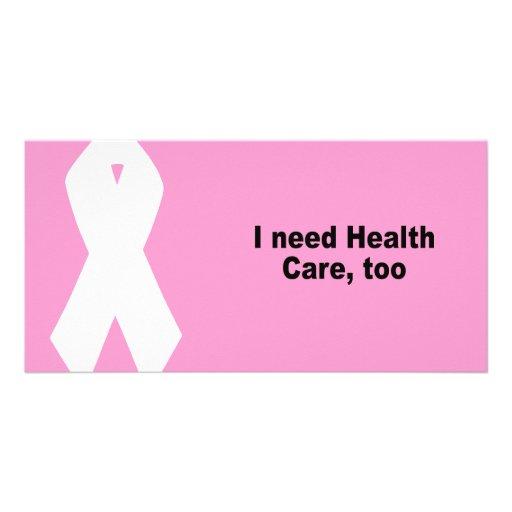 Ich benötige Gesundheitswesen, auch Individuelle Photo Karten