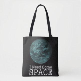 Ich benötige irgendeine Raum-Taschen-Tasche Tasche