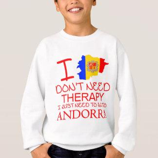 Ich benötige nicht Therapie, die ich gerade nach Sweatshirt