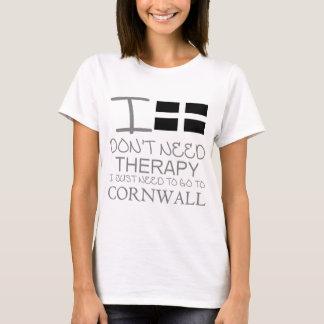 Ich benötige nicht Therapie, die ich gerade zu T-Shirt