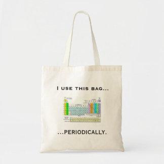Ich benutze diese Taschen-regelmäßig Taschen-Tasch Budget Stoffbeutel
