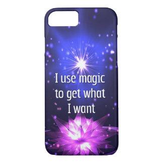 Ich benutze magischen iPhone Fall iPhone 8/7 Hülle