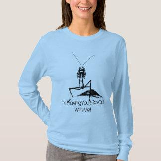Ich bete Sie erlösche mit mir! T-Shirt