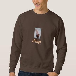 Ich bete sweatshirt