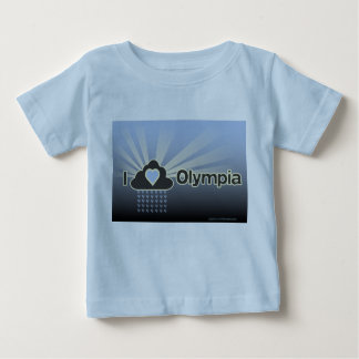 Ich bewölke Olympia-Baby Baby T-shirt