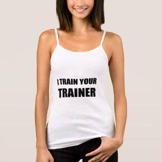 Ich bilde Ihren Trainer aus Tank Top