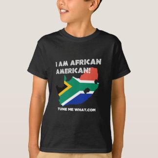 Ich bin Afroamerikaner T-Shirt