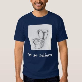 Ich bin also entlastet tshirts
