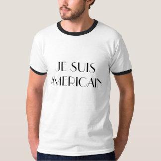 ICH BIN AMERIKANISCH T-Shirt