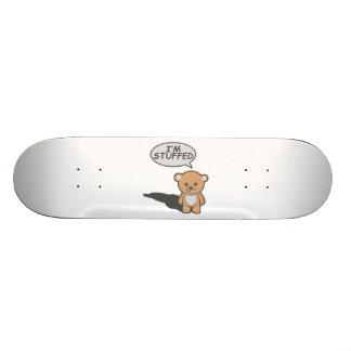 Ich bin angefüllter Teddybär Individuelle Skateboards
