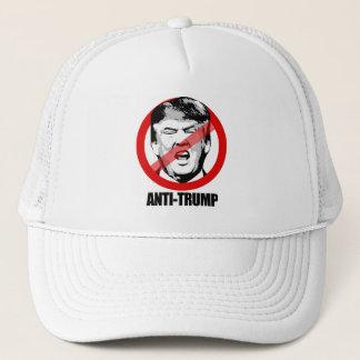 Ich bin Anti-Trumpf - Truckerkappe