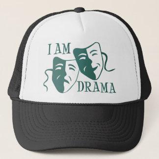 Ich bin aquamarine Steigung des Dramas Truckerkappe
